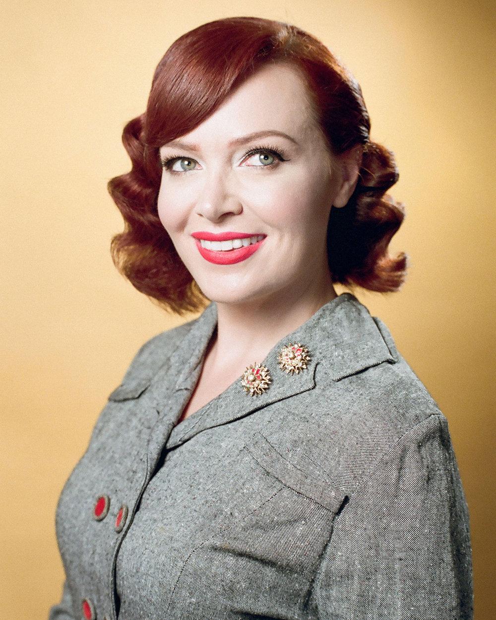Alicia Malone